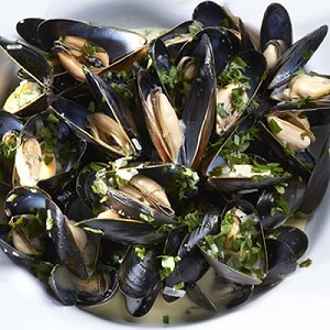 mussels for £10